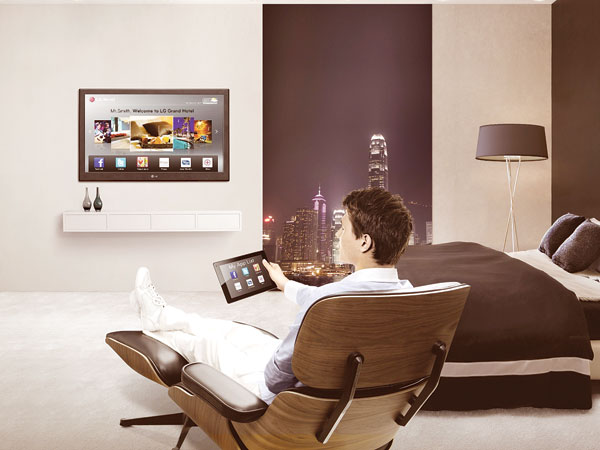The Smart Hotel Room: The (Still) Unfulfilled Promise