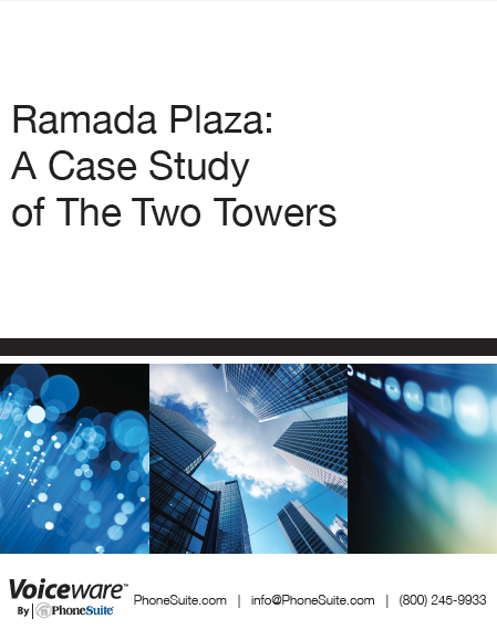 CASE STUDY: Ramada's Two Towers