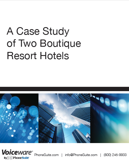 CASE STUDY: Two Boutique Hotels