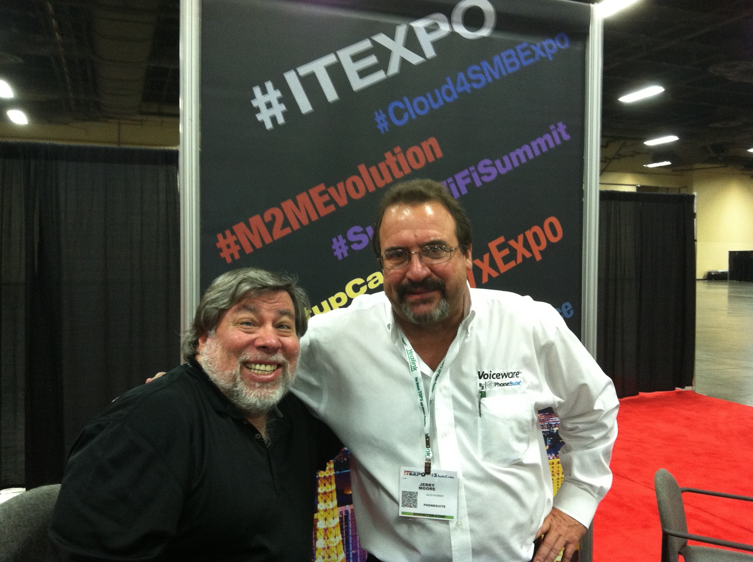 This Year's ITExpo Experience