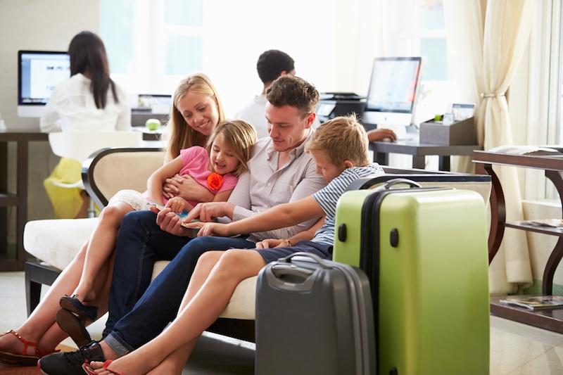 hotel tech families