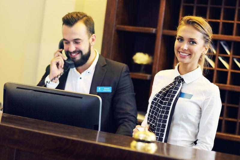 training hotels