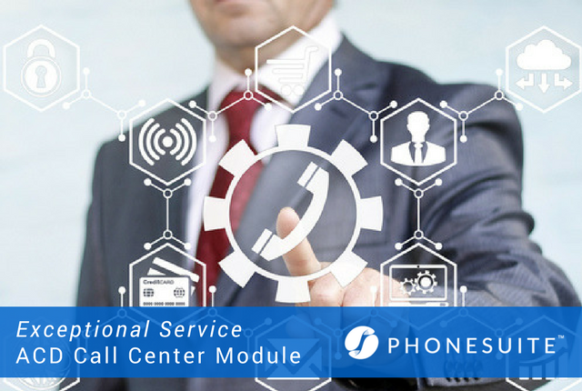 Phonesuite to Launch its Exceptional Service ACD Call Center Module at HITEC 2017