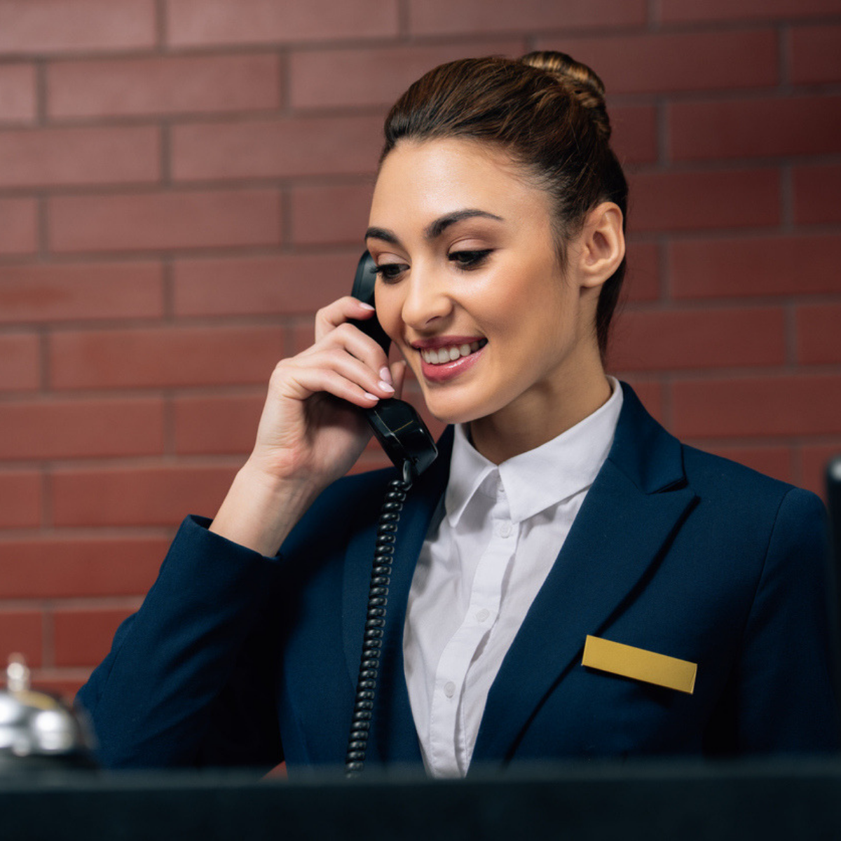 Why Do Hotel Phone's Need All of This New Tech?