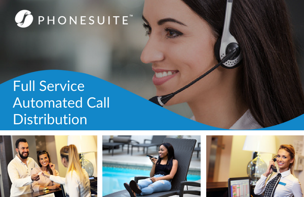 Phonesuite Acquires Asteria Solutions Group and Adds Full Service ACD (Automated Call Distribution) to its Voiceware Platform