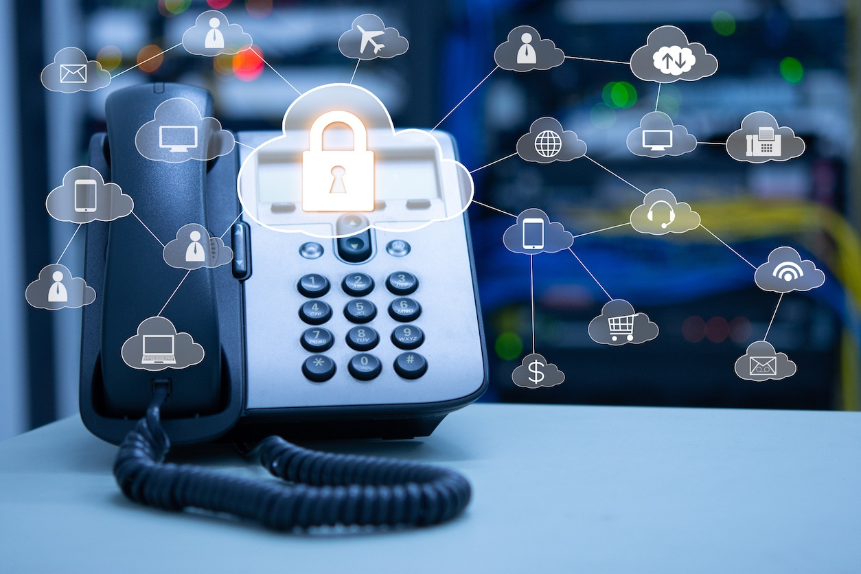 Techniques to Prevent Intrusion into Your VoIP Hotel Phone System