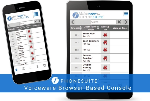 Phonesuite to Showcase Innovative Voiceware Browser-Based Console at HITEC 2017