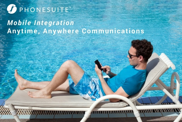 New Mobile Integration Technology from Phonesuite Helps Hotel Staff & Guests Achieve Continuous Connectivity Anytime, Anywhere